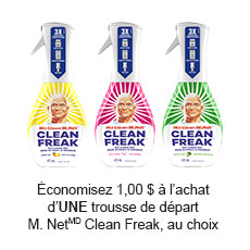 Coupon Rabais A Imprimer Sur Mr. Clean De 1$ Sur UtiliSource