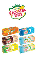 Get Printable Coupon To Save $1.50 On Canada Dry Products