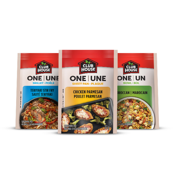 Club House One Sheet Pan. Skillet Or Bowl Seasoning Mix Mail Coupon –  $0.50 Off Any Club House One Sheet Pan. Skillet Or Bowl Seasoning Mix Product On Walmart
