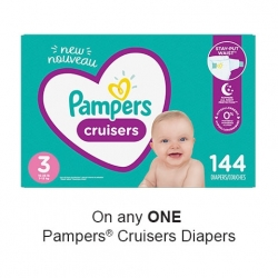 Get This New Pampers Printable Voucher To Save $2.50 By Save