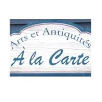 La circulaire de À La Carte Arts Et Antiquités - Antiquaires