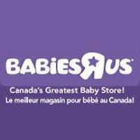 Online Babies R Us flyer