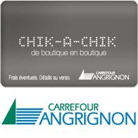 Le Centre Commercial D'Achat Carrefour Angrignon