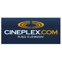 La circulaire de Cineplex Odeon - Divertissement