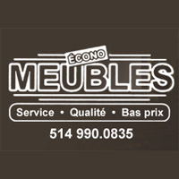 La circulaire de Écono Meubles - Liquidation De Meubles