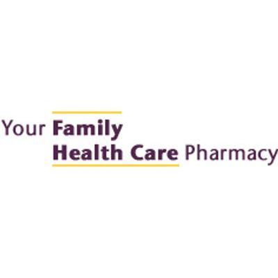 Online Family Healthcare Pharmacy flyer