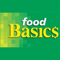 Online Food Basics flyer