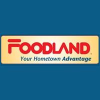 Online Foodland flyer