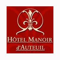 La circulaire de Hôtel Manoir D'Auteuil - Hébergements