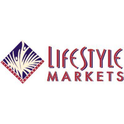 Online Lifestyle Markets flyer