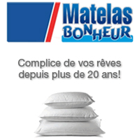 La circulaire de Matelas Bonheur - Literie