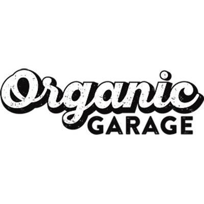 Online Organic Garage flyer