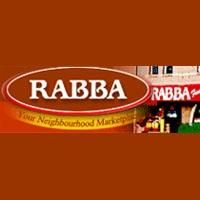 Online Rabba flyer - Restaurants