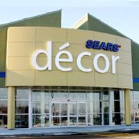 La circulaire de Sears Décor - Literie