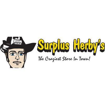Online Surplus Herby's flyer