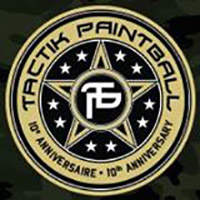 La circulaire de Tactik Paintball - Paintball