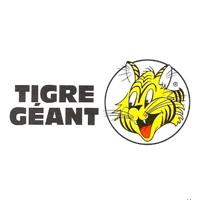 La circulaire de Tigre Géant - Draperies