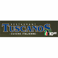 Le Restaurant Tuscanos – Cuisine Italienne - Cuisine Italienne