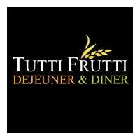 La circulaire de Tutti Frutti - Déjeuners