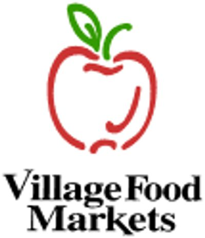 Online Village Food Markets flyer