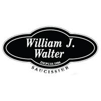 La circulaire de William J. Walter Saucissier - Charcuteries