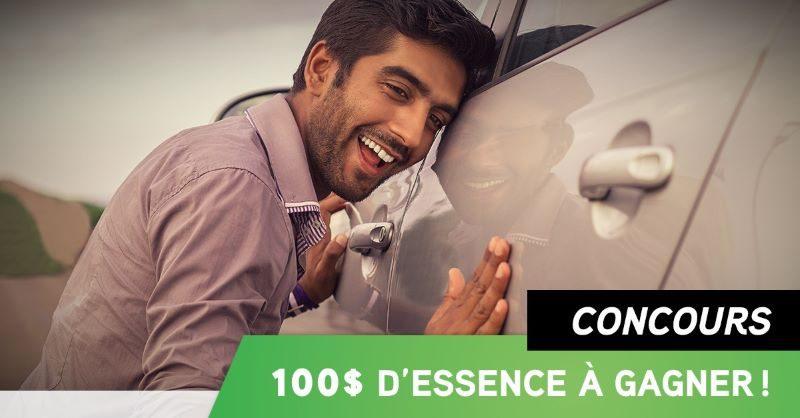 Concours 100$ D