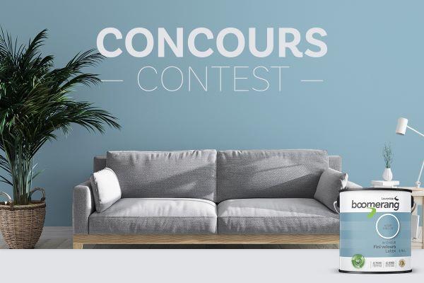 Concours De La Rentrée De Peinture Laurentide!