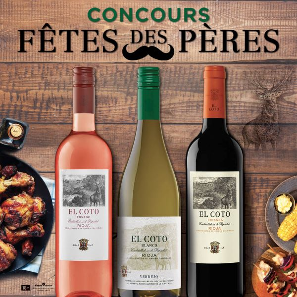 Concours Gagne Un Trio De Vin Offerte Par La Sélection De Christine