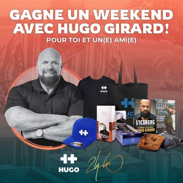 Concours Gagne Un Weekend Avec Hugo Girard Pour Toi Et Un(e) Ami(e)!