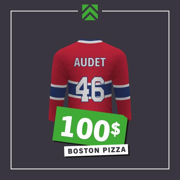 Concours Gagnez 100$ Au Boston Pizza Pour Y Passer Une Soirée Entre Amis!