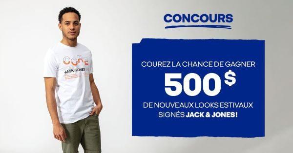 Concours Gagnez 500$ De Nouveaux Looks Pour L
