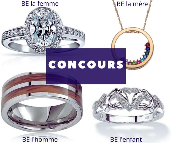 Concours Gagnez Un Bijoux Offert Par Bijoux Escargot Be!