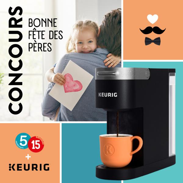 Concours Gagnez Un Ensemble Cadeau De Produits Keurig!