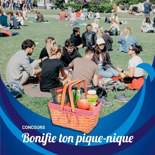 Concours Gagnez Un Panier De Collations Et Breuvages D'une Valeur De 99$ Pour Bonifier Vos Vacances!