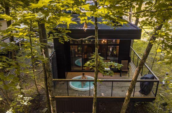 Concours Gagnez Un Séjour Cabin Sutton De 3 Nuitées!