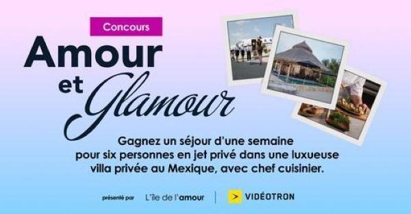 Concours Gagnez Un Séjour D'une Semaine Pour Six Personnes Dans Une Luxueuse Villa Privée Au Mexique!