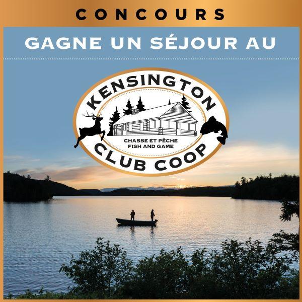 Concours Gagnez Un Séjour Inoubliable Au Club Kensington Coop!