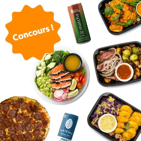 Concours Gagnez Une Boîte Découverte Offerte Par Le Lunch Box!