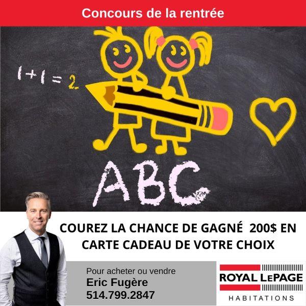 Concours Gagnez Une Carte Cadeau De Votre Choix De 200$!