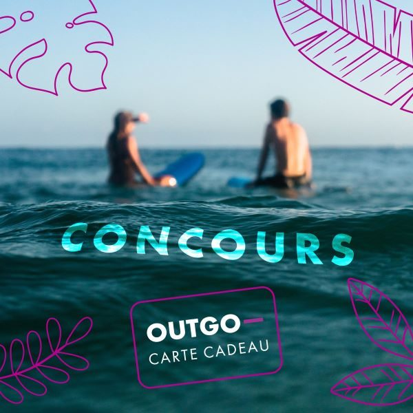 Concours Gagnez Une Carte Cadeau Outgo De $100!
