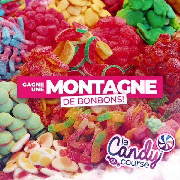 Concours Gagnez Une Montagne De Bonbons Ou Des Billets Gratuits Pour La Candycourse 5k!