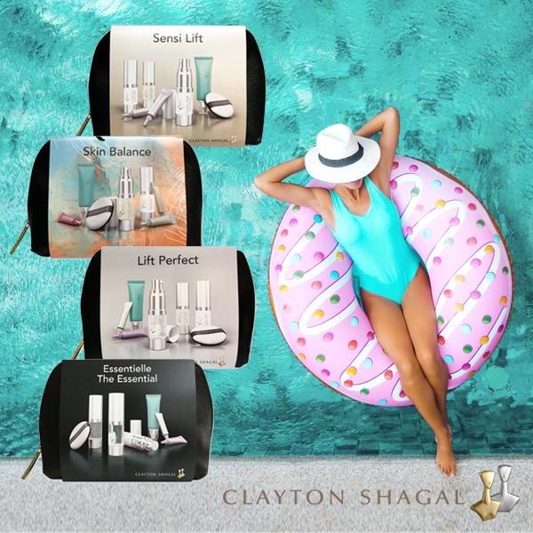 Concours Gagnez Une Trousse De Soins De Beauté Offert Par La Maison Clayton Shagal!