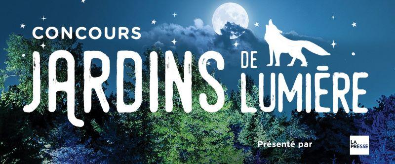 Concours Jardins De Lumière!