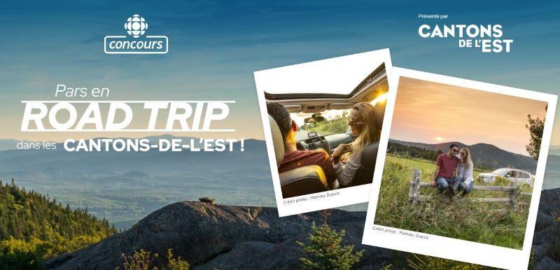 Concours Pars En Road Trip Dans Les Cantons De L