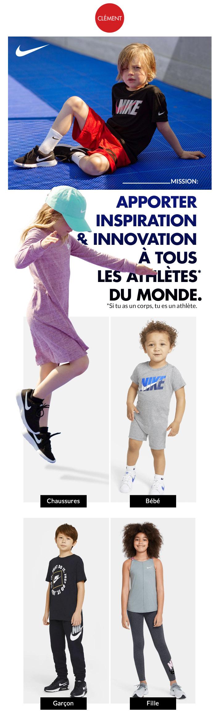 La Collection Nike