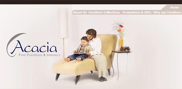 Acacia Furniture Online
