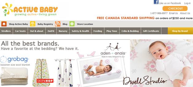Active Baby Online