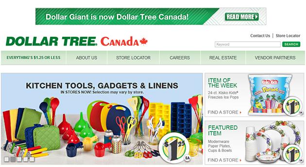 Dollar Tree Online