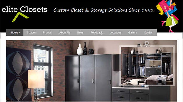 Elite Closets Online