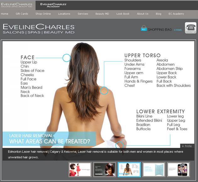 Eveline Charles Salons Online